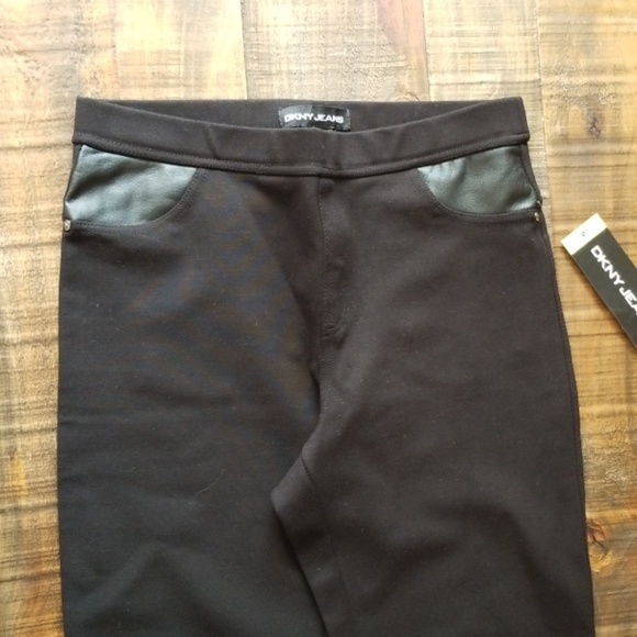 Dkny Pants - DKNY JEANS black skinny pants